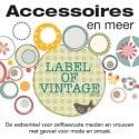 Label of Vintage