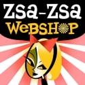 ZSAZSASHOP is een geschenk -en accessoirewinkel met kleurrijke en originele tassen, gadgets, speelgoed en pure kitsch. Ideaal voor wie op zoek is naar een cadeautje voor vrienden of voor zichzelf, van 0 tot 99 jaar.
