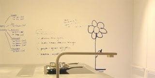 Pimp je huis eens hip met de revolutionaire multicolor whiteboard verf van Scribi