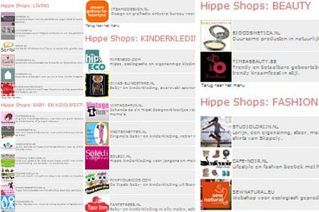 Hip Parade – alle Hippe Shops bijelkaar !