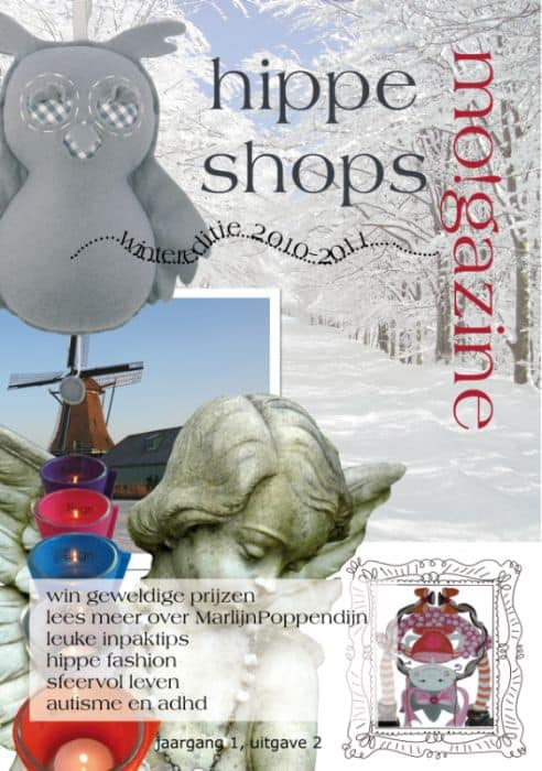 Hippe Shops Mo!gazine wintereditie