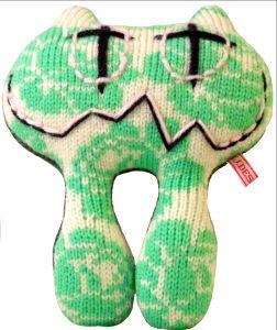 Muffieshop: hip gebreide knuffels, kussens en cadeautjes