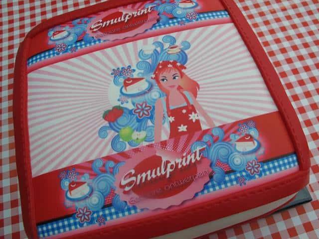 Smulprint, ontwerp zelf je eetbare print