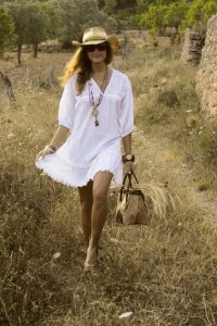 Touch of Boho | Hippy Chick Ibiza zomerjurk