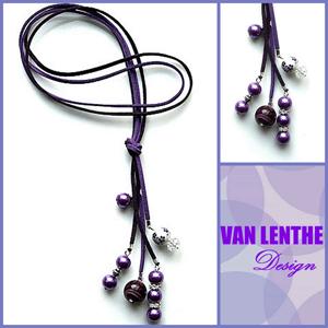 Zelfgemaakte en hippe sieraden bij Van Lenthe Design