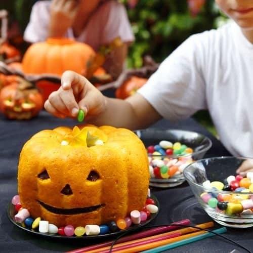 Halloween op z'n hipst, win een pompoen bakvorm twv €30