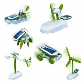 Green Energy Toys | voor de kleine uitvinder