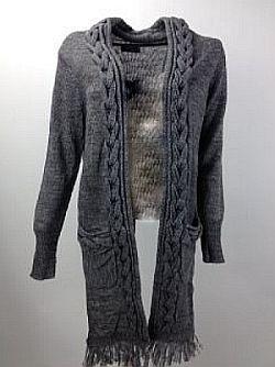Anique Fashion | Win een hip gebreide sjaalvest twv €59,95