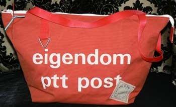 Eigendom PTT Postzak shopper | Hoe hip wil je 't hebben?