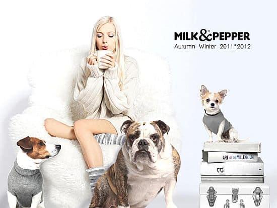 Be-Mellow Dog Shop | Hip en warm in de sneeuw