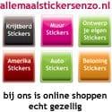 Hippe stickers bij Allemaal Stickers Enzo