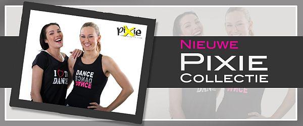 PIXIE Sport & Dance Wear – win sportkleding naar keuze