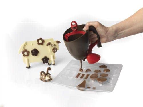 Maak je eigen chocolaatjes met de Deli'Do Starterskit