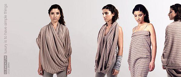 Elementum multifunctionele sjaal