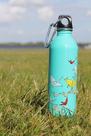 MoodAdventures | Eco winactie Earthlust waterfles & sportscap