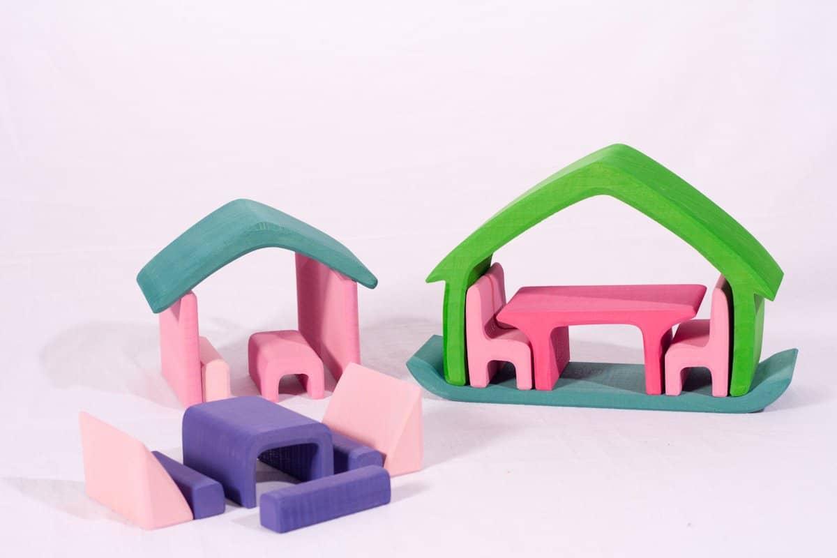 Houtspel | duurzaam, handgemaakt en hip speelgoed