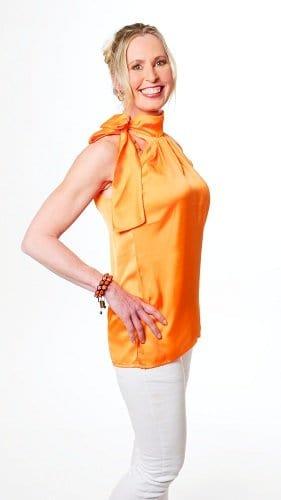 Oranje artikelen Oranje topje