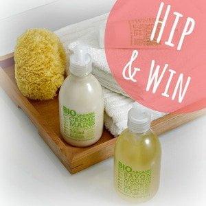 Win 2x een set Bio Organic vloeibare zeep en handcrème
