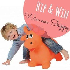 Springkoe | Win een Hippy Skippy Springkoe naar keuze