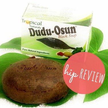 Dudu-Osun, African Black Soap – 100% natuurlijke zeep