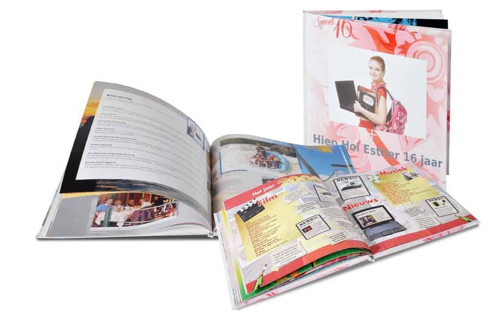 Vriendenboeken.nl ♥ het dierbaarste cadeau voor elk feest