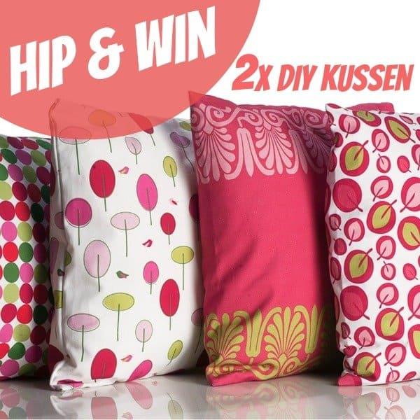 Exprezzit ♥ Ontwerp, Print en Win je eigen Kussenhoes (2x)