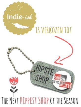 Indie-ish is verkozen tot the next hippest shop of the season