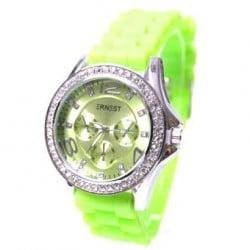 dameshorloge-groen