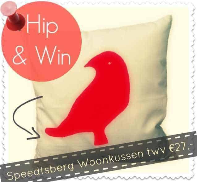 Hip Scandinavisch wonen – Win een kussen van Speedtsberg