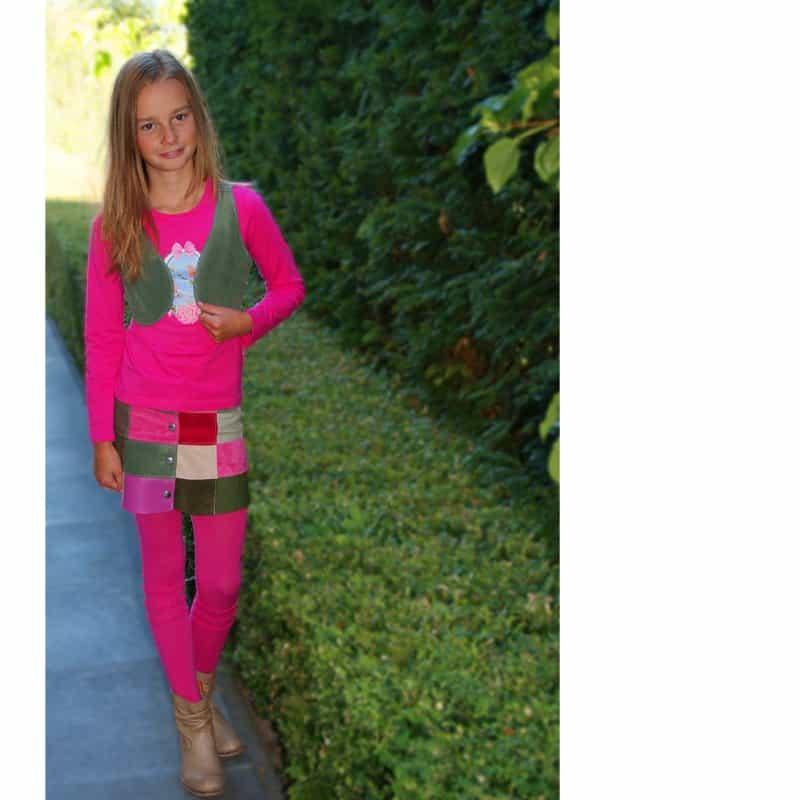 De hipste wintermode voor de kleine fashionista