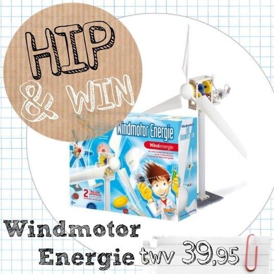 Buki Windmotor Energie van Green Energy Toys