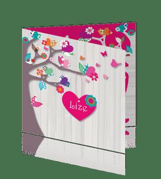 De liefste aankondiging in je leven | Hippe Geboortekaartjes