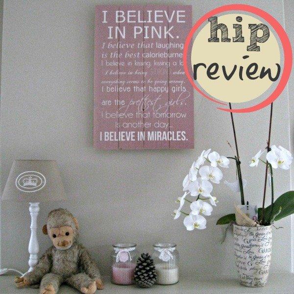 Hip Review Muurstickerboetiek