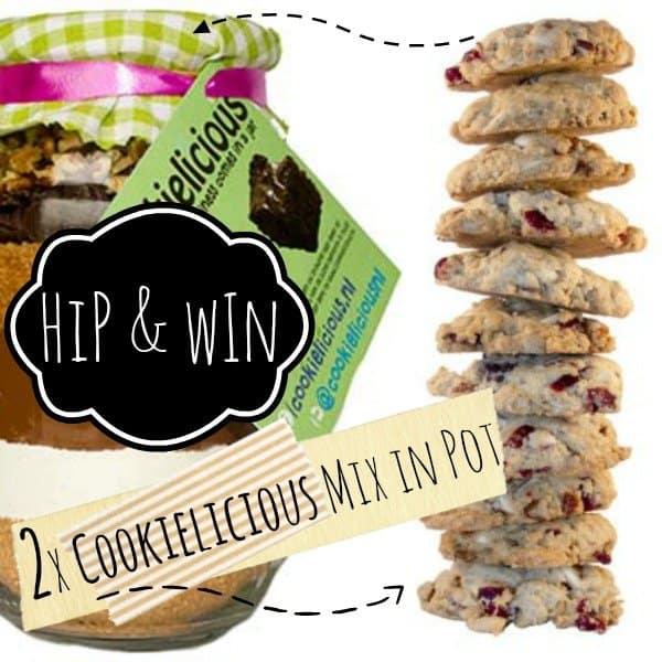 Cookielicious giveaway – zelf koekjes bakken op z'n lekkerst