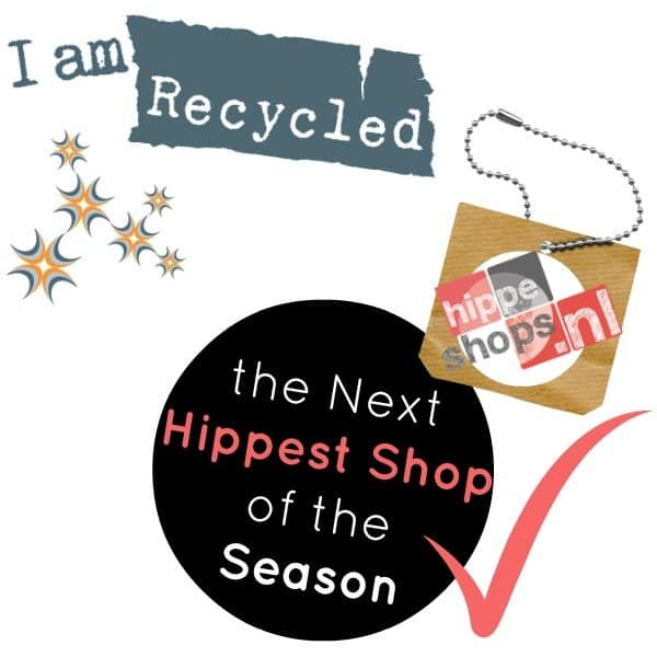 I am Recycled is verkozen tot The Next Hippest Shop of the Season