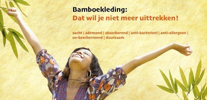 bamboekleding