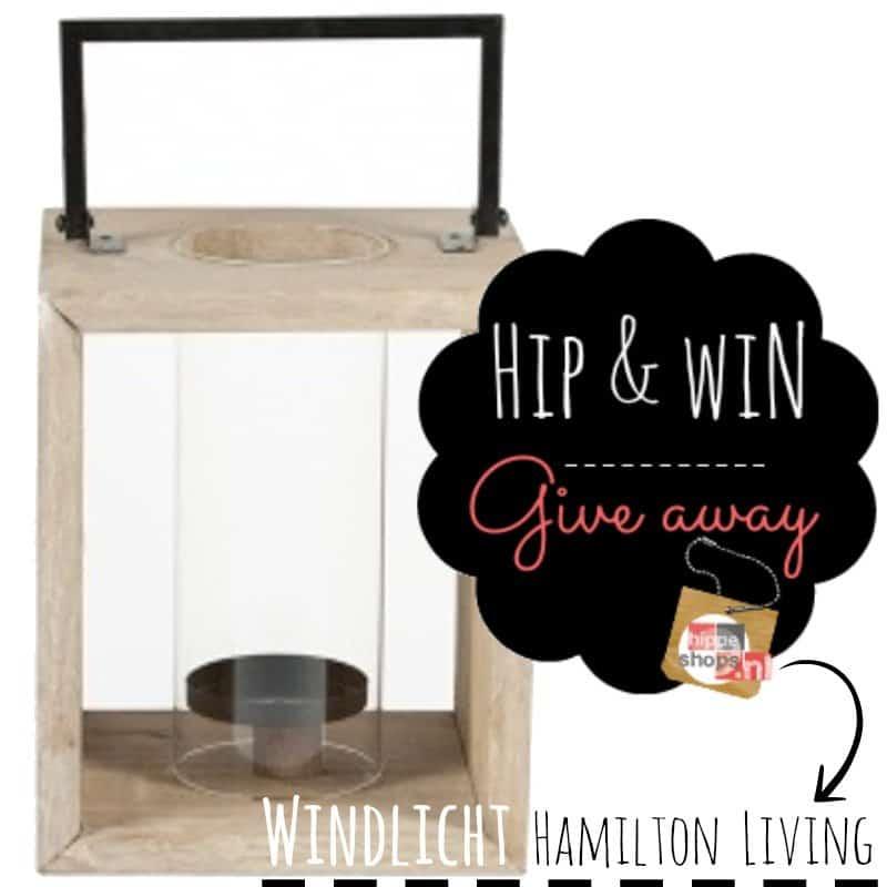 Toef Wonen – Win een Cube Windlicht van Hamilton Living