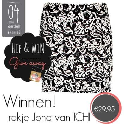 04dertien-fashion-giveaway ICHI-jona-skirt