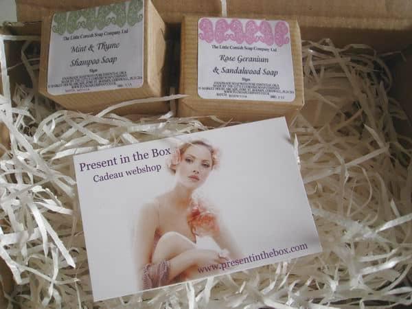 The little Cornish soap & shampoo bar – pure verwennerij