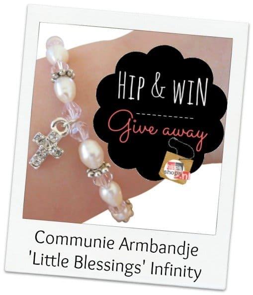 KAYA Sieraden giveaway – communie armbandje