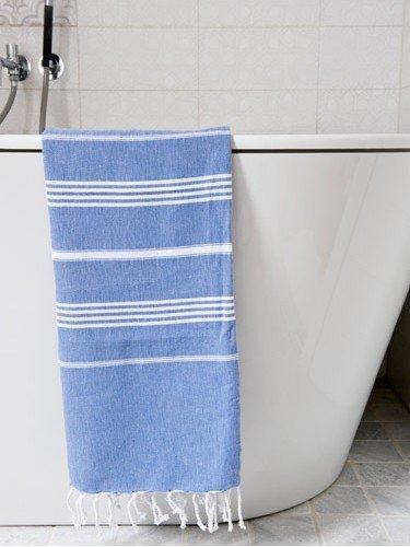hamamdoek-standaard-blauw-wit