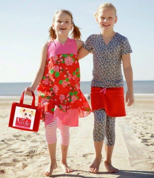 Ninie Kinderkleding ★ Vrolijke meisjesmode shoptegoed