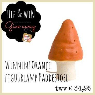 HuisjeBoompjeStyling-hippeshops-winactie-oranje-paddestoel-lamp-heico