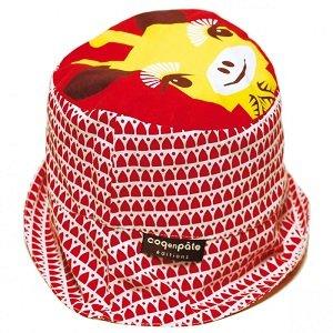 Beestachtig hippe hoedjes van Coq en Páte