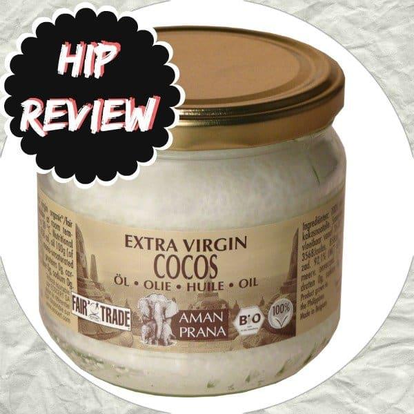 Kokosolie van Amanprana: duurzaam en veelzijdig