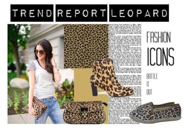 Trend report leopard
