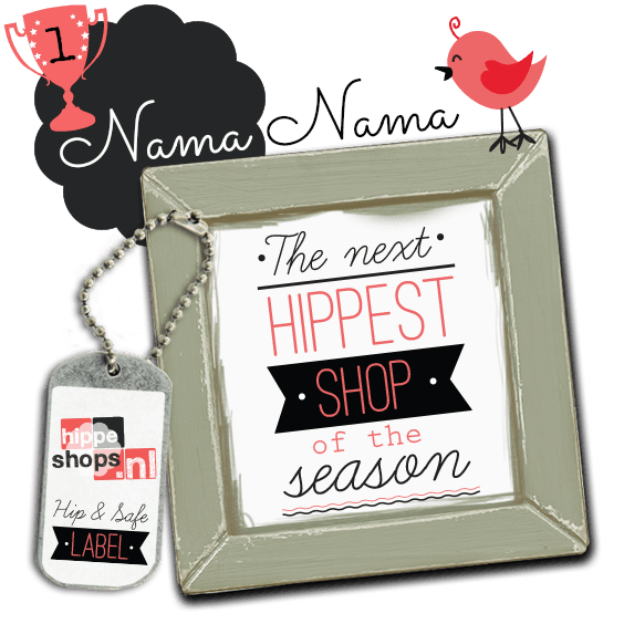 Nama Nama is verkozen tot The Next Hippest Shop!