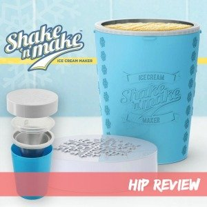 Hip Getest: Shake 'n' Make Ice Cream Maker