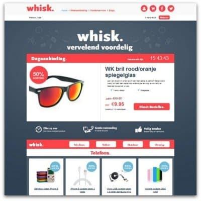 Whisk | Elke dag een nieuwe aanbieding online