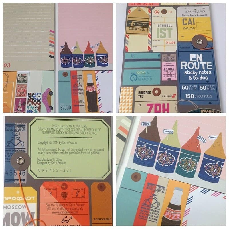 whatsinabag_Sticky Notes En Route